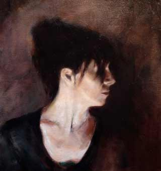 figurative portraiture UK, portrait painting UK