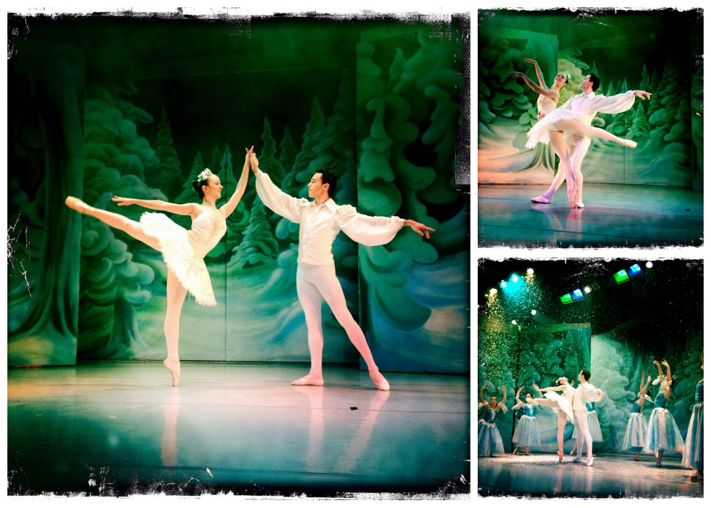 Dance photography of Nutcracker Ballet, CoastingAlongTheatre.org, Sechelt, Gibsons, BC, 2015