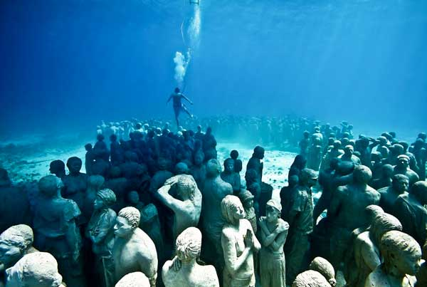 Jason-deCaires-Taylor-Mexico