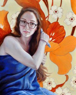 Meredith Spencer Mullins, feminine traditions in figurative painting