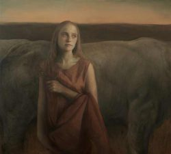 Molly Judd, Odd Nerdrum student comes into her own