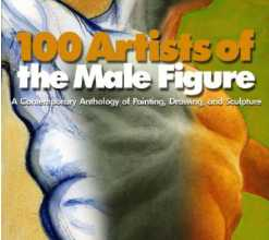 Figurative art book with a focus on the male