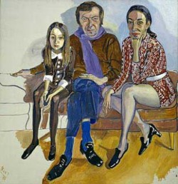 Alice Neel on Knowledge Network tonight