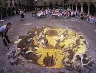Kurt Wenner, international pavement artist