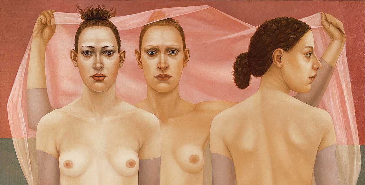Lani Irwin, THE THREE GRACES
