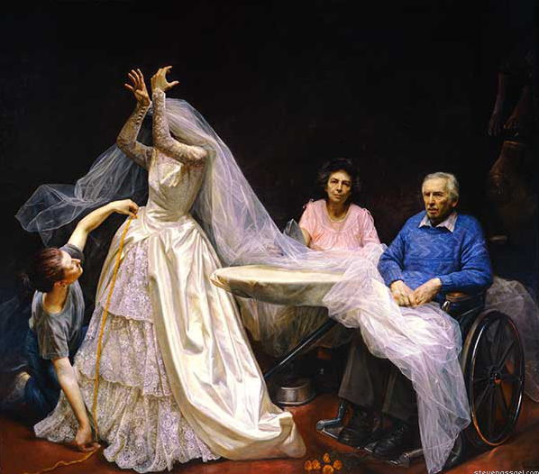 Steven Assael, Preparation of the Bride