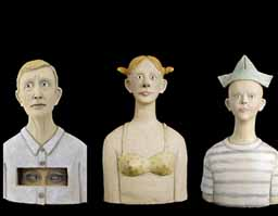 Figurative Ceramic Sculpture