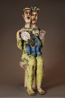 """Storytellers"" Figurative Clay Exhibition"