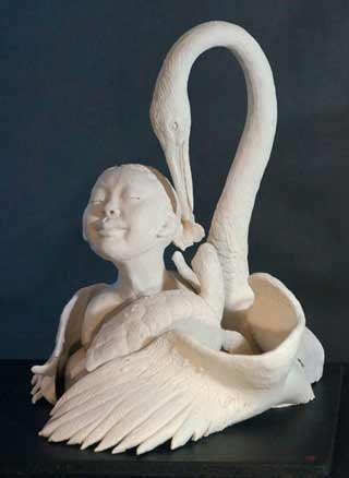 Tenyoh-sculpture-figurative