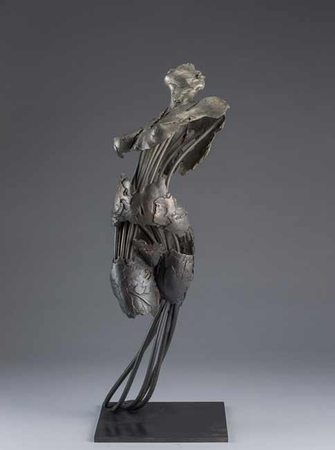 Blake-Ward-Angel-Haurt3, figurative sculpture angel