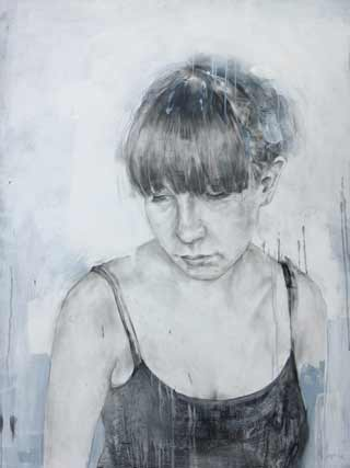 Chris-Gerlings, portrait painting