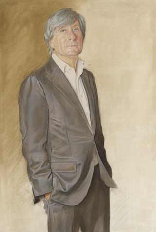 Daan-van-Doorn-GC, figurative portrait painting Netherlands