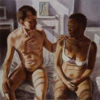 Peter-D'Alessandri-Relationships4, intimate figures in bedroom