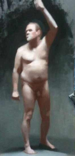 Marilyn manson nude photos