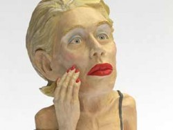 Becky Gottsegen, wonderful figurative ceramic sculpture