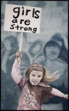 Hollis-Chatelain-Girls-Are-Strong