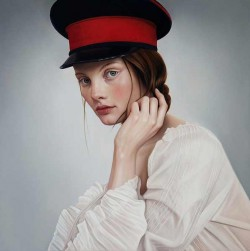 Mary Jane Ansell, summer figures at Arcadia Gallery