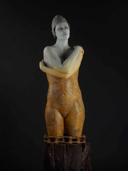 Susannah Zucker, dramatic figurative sculpture & 1000th member
