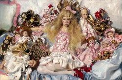 Teresa Oaxaca, Neo Baroque celebration of extravagence