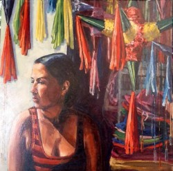 Nicola Wheston, figurative & landscapes from BC to Mexico