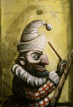 Peter-Kennelly-Mr-Punch