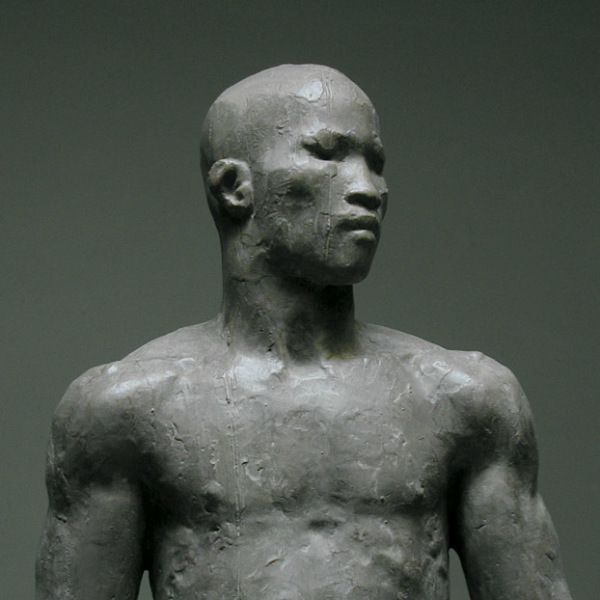 Stephen-Layne-sculpture-boxer