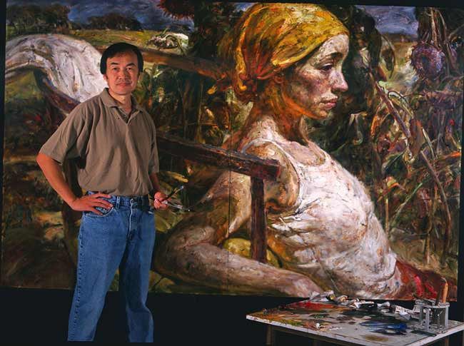 Victor-Wang-figure-painter