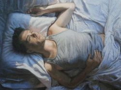 Nathan Brad Hall, figurative art is how we view ourselves