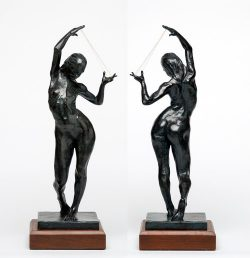 Kevin Chambers, figurative sculpture, nudes & portraits