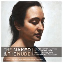 The Naked & The Nude: Contemporary Masters of the Human Form