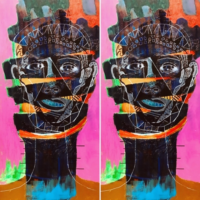 mike-elam-abstract-figure-face